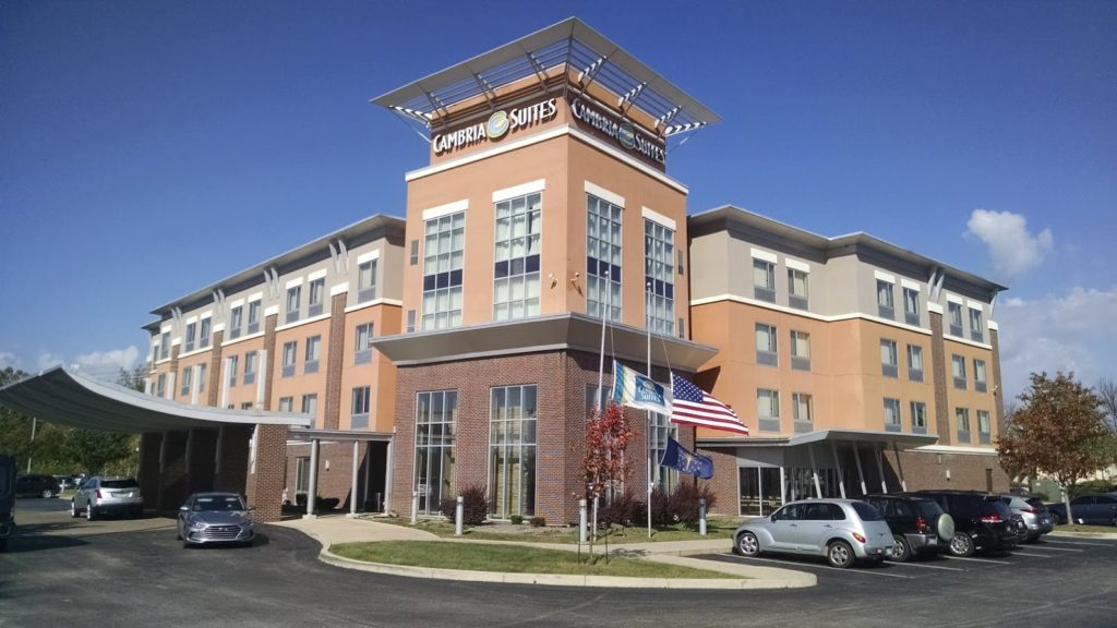 choice hotel feasibility study cambria