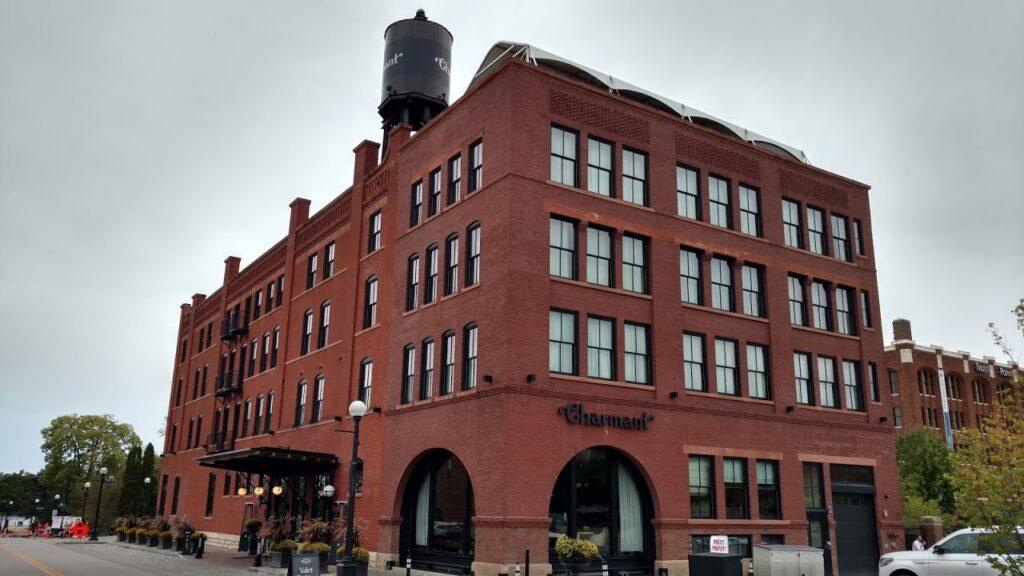 the charmant hotel asset management